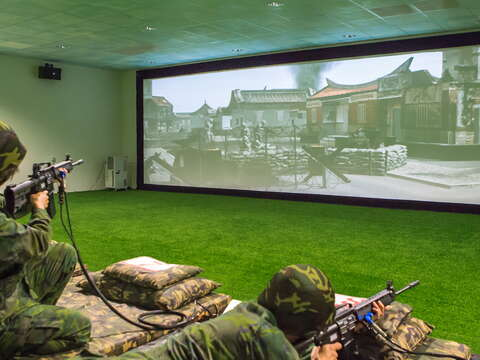 Houlin Military Base and Shooting Simulator